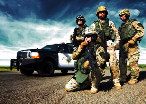 military skills law enforcement