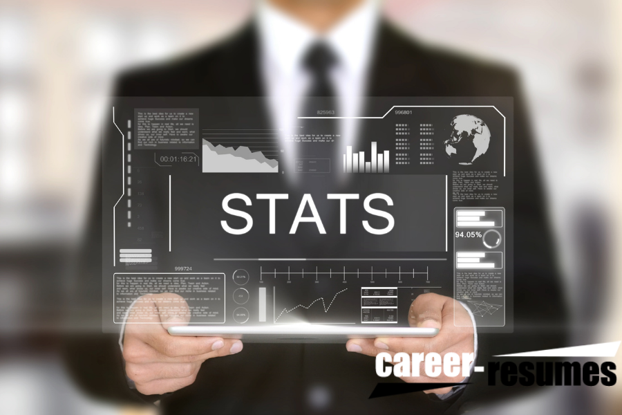 Stats in a Resume
