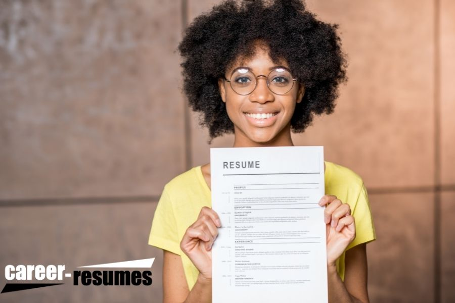 Format a Resume