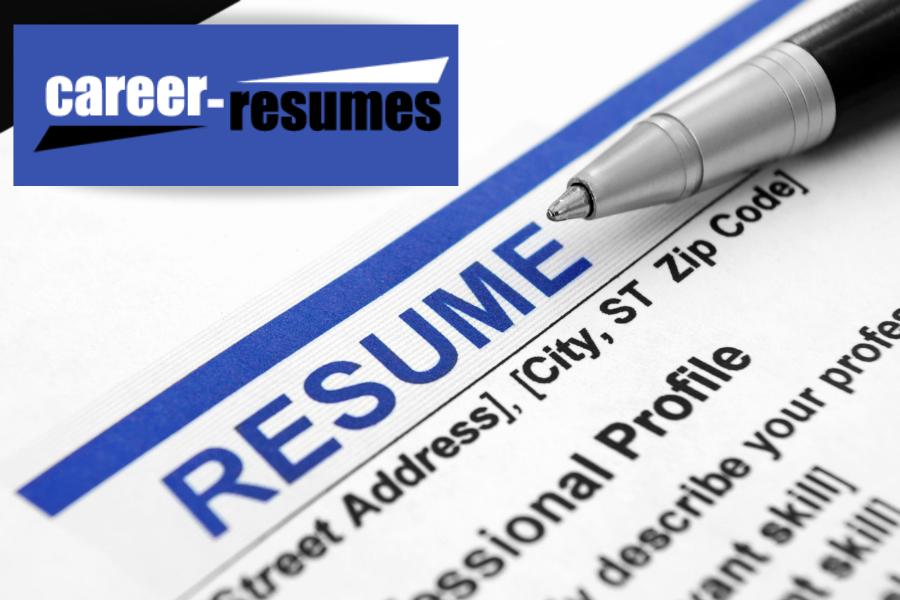 resume finishing touches